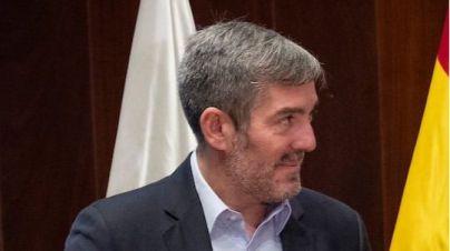 Clavijo teme que el presupuesto de 2019 excluya el REF y el Estatuto