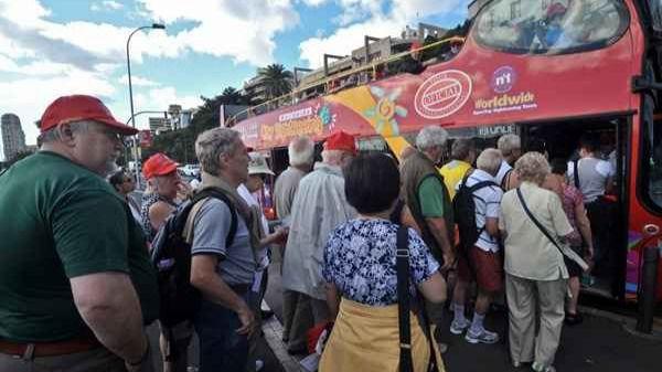 El gasto de los turistas internacionales hasta noviembre alcanza los 15.487 millones