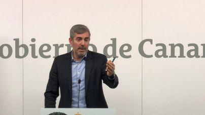 Canarias exige 5.000 millones en los PGE para cumplir el REF y el Estatuto de Autonomía