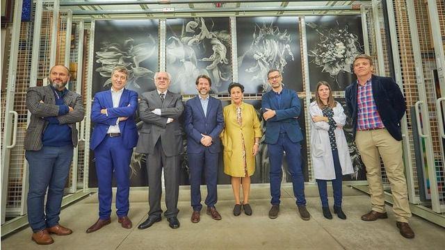 TEA alberga de manera definitiva la colección de fotografía Ordóñez-Falcón