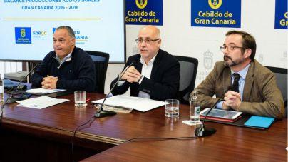 Las producciones audiovisuales dejaron 16 millones en Gran Canaria en 2018