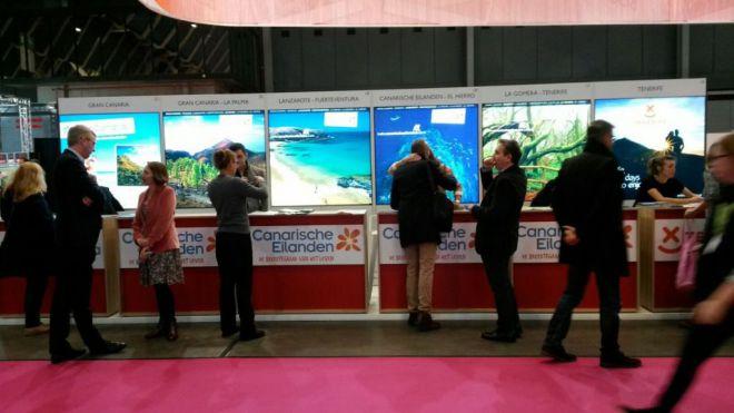 Islas Canarias participó en 41 encuentros profesionales turísticos durante 2018
