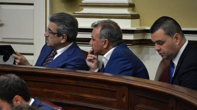 NC no apoyarán los PGE de 2019 si no se cumple con los 'compromisos con Canarias'