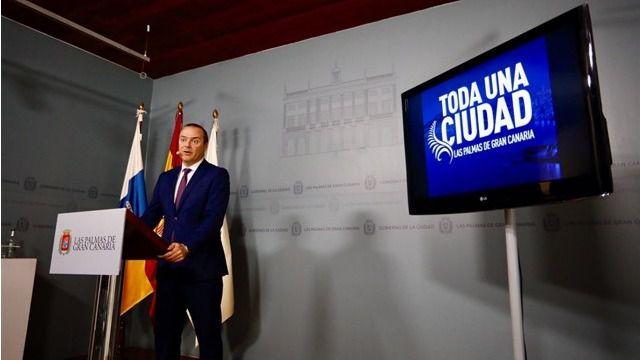 El presupuesto del Ayuntamiento de Las Palmas de Gran Canaria alcanza los 499,8 millones en 2019