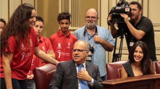 ASG pide extender el Silbo Gomero a todos los centros educativos de Canarias