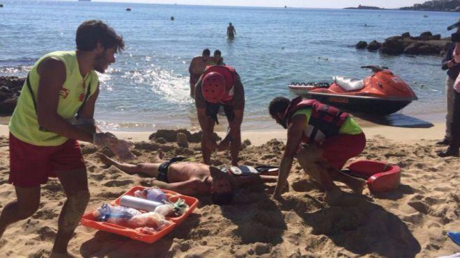 Un total de 55 personas mueren ahogados en Canarias en 2018