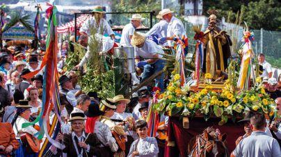 Tigaiga inaugura este domingo la temporada de romerías de Canarias