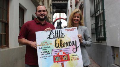 'Little Library', para fomentar la lectura en todos los rincones del municipio