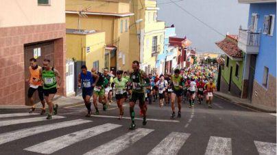La V Chanajiga Trail dará la salida a 450 corredores para inaugurar el calendario canario anual de carreras de montaña