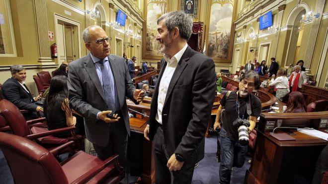 """Curbelo: """"Canarias no puede retroceder ni un ápice en los derechos conseguidos"""""""