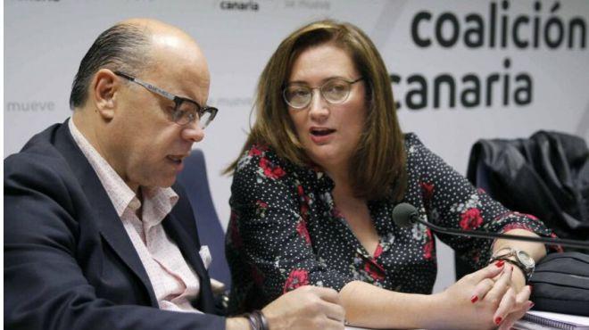 'Lo que vemos es que Sánchez viene a Canarias solo de vacaciones'