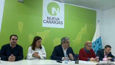 """""""Ni con Sánchez ni con Clavijo, con Canarias es donde estará NC"""" en los PGE de 2019"""