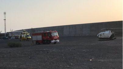 Fallece una senderista tras precipitarse por un barranco en Valle Gran Rey