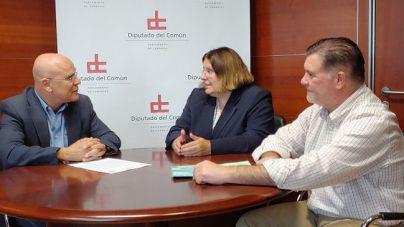 Intersindical lleva al Diputado del Común la discriminación sanitaria que sufre el norte de Tenerife y La Palma