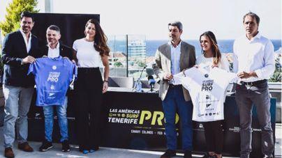 `Las Américas Tenerife Surf Pro Cabreiroá´ de nuevo en Playa de las Américas