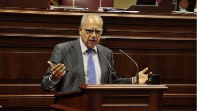 """Curbelo pide """"diálogo sin fisuras"""" para reclamar al Estado que cumpla con Canarias en los PGE"""