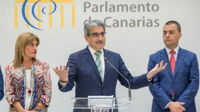 """NC negociará con Sánchez la mejora de partidas de los PGE de 2019 """"sin renunciar"""" a las pendientes de 2018"""
