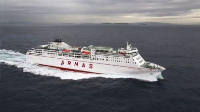 Naviera Armas aumentará sus frecuencias entre Lanzarote y Gran Canaria