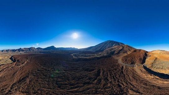 La web turística de Tenerife registra casi 4,5 millones de visitas en 2018