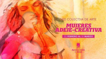 """La colectiva de arte """"Mujeres Adeje Creativa"""" abre la inscripción"""