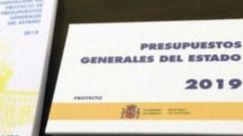 Los presupuestos no cumplen con Canarias