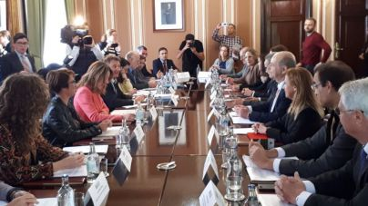 Canarias y Estado refuerzan el compromiso para impulsar la internacionalización de las islas