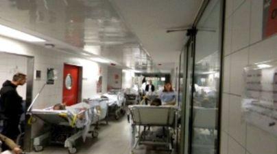 Los colapsos de las urgencias hospitalarias fruto de la ineptitud de la Consejería