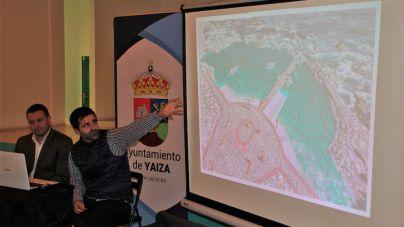 Óscar Noda presenta a los vecinos el proyecto de dos piscinas naturales en El Golfo