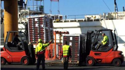 Canarias aumenta sus exportaciones un 9,5 hasta noviembre