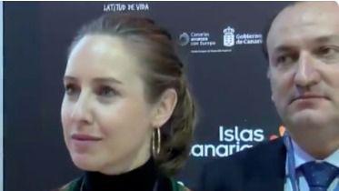 """Melisa Rodríguez: """"Canarias es uno de los destinos punteros a nivel europeo y nacional"""""""