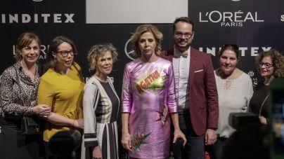 La seda de El Paso triunfa en Madrid de la mano de Agatha Ruiz de la Prada