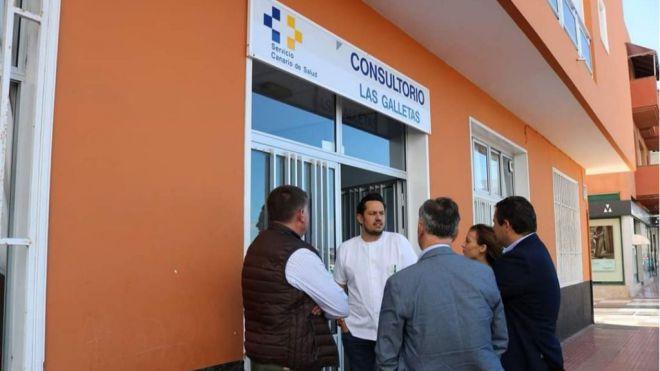 Arona pone en Las Galletas a disposición del Gobierno tres ubicaciones para el centro de salud y le urge a actuar