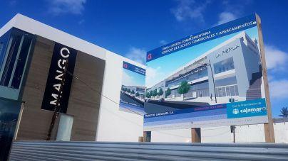 Puerto del Carmen tendrá un nuevo centro comercial y 359 plazas de aparcamiento