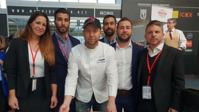 Arona Gastronómica se viste de largo en Madrid Fusión