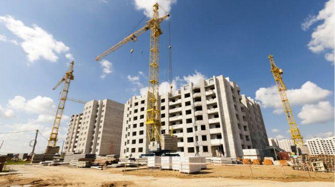 La construcción toma las riendas del empleo