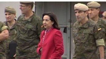 Defensa asegura que existe disposición 'máxima' para el traslado de la Base Naval de Las Palmas