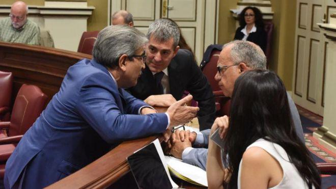 Román Rodríguez insta a CC y ASG a rehacer la reforma de ley de las islas verdes