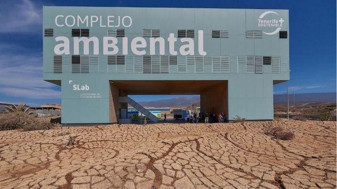 El Complejo Ambiental de Tenerife gestionó en 2018 unas 578.000 toneladas de residuos domésticos