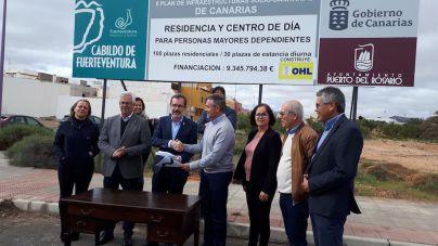 Puerto del Rosario tendrá una nueva residencia y centro de día para mayores dependientes