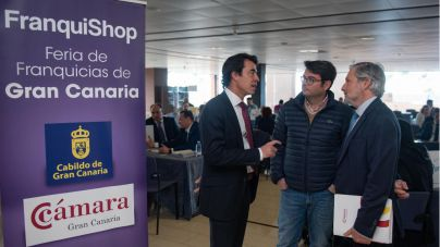 Más de 30 franquicias buscan expandir su negocio en Gran Canaria