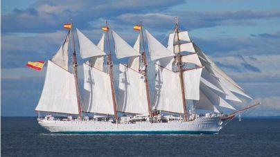 El buque escuela 'Juan Sebastián Elcano' visitará por primera vez La Graciosa