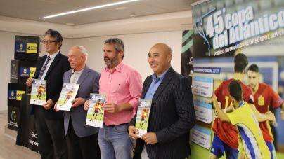 Maspalomas será sede inicial de la 45ª Copa del Atlántico de fútbol