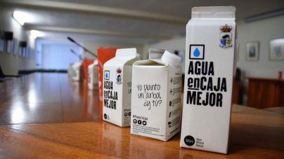 El Ayuntamiento de La Frontera suprime el plástico de sus actos protocolarios