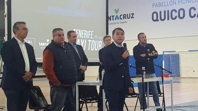 El sector del taxi aprueba el nuevo servicio de coordinación para el Puerto de la capital