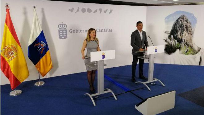 Canarias despliega en diferentes foros europeos la defensa del sector primario