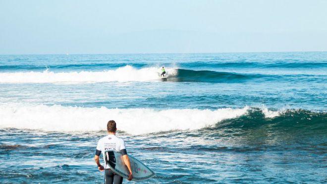 El Cabreiroá Las Américas Pro Tenerife comienza en en la 'Izquierda de Las Palmeras'