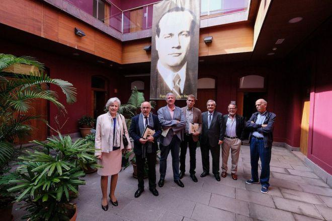 El Cabildo duplica su aportación anual a la Fundación Juan Negrín