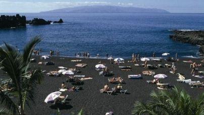 La ocupación hotelera en enero en Santiago del Teide fue del 89%