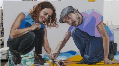 """Podemos Pájara pide al Ayuntamiento que fomente el """"arte urbano de los grafitis"""""""