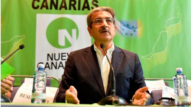 """Román Rodríguez afirma que Canarias necesita unos PGE para 2019 """"nuevos, corregidos y mejorados"""""""